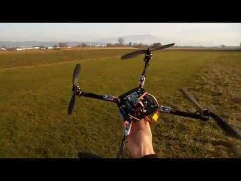 ▶ Manobras 3D quadricopteros mwc quad mt2208 motor - YouTube #quadcopter