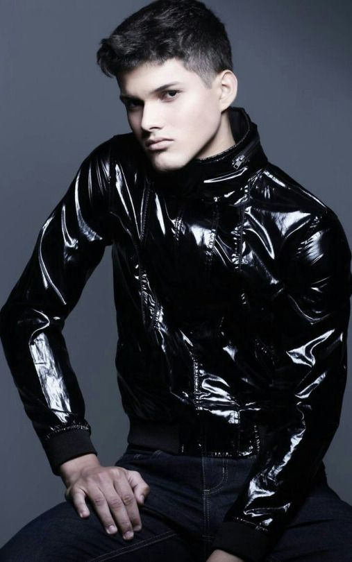 Boys in leather