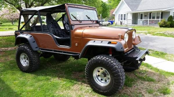 Kaiser Jeep Cj6 Built Right Jeep Cj6 Jeep Cj Jeep
