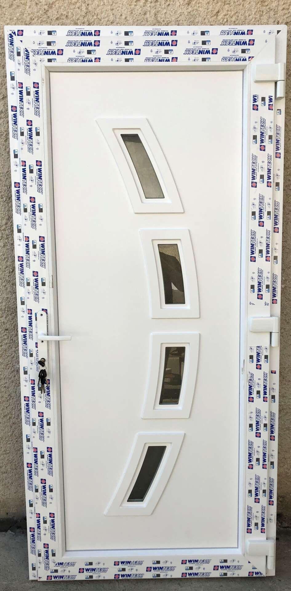 Luna Plastic Entrance Door