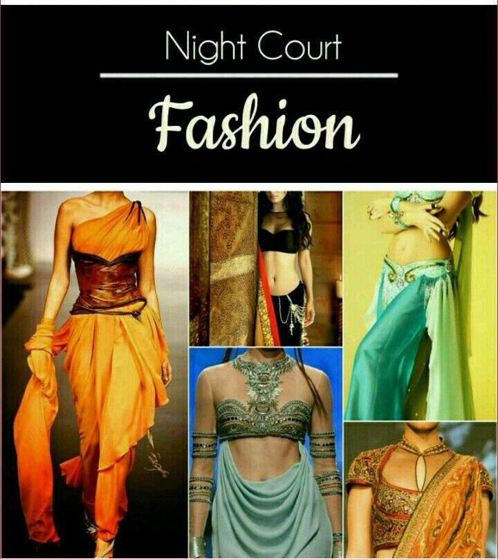 ab2a03336aa Night court fashion | book related | Sarah j, Sarah j maas, Throne ...