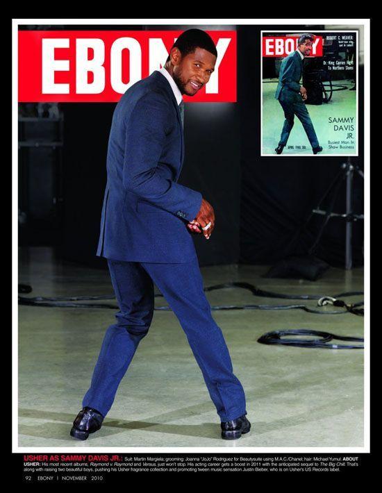 ebony 65th anniversary | EBONY 65th Anniversary Covers | ebony usher More EBONY 65th ...