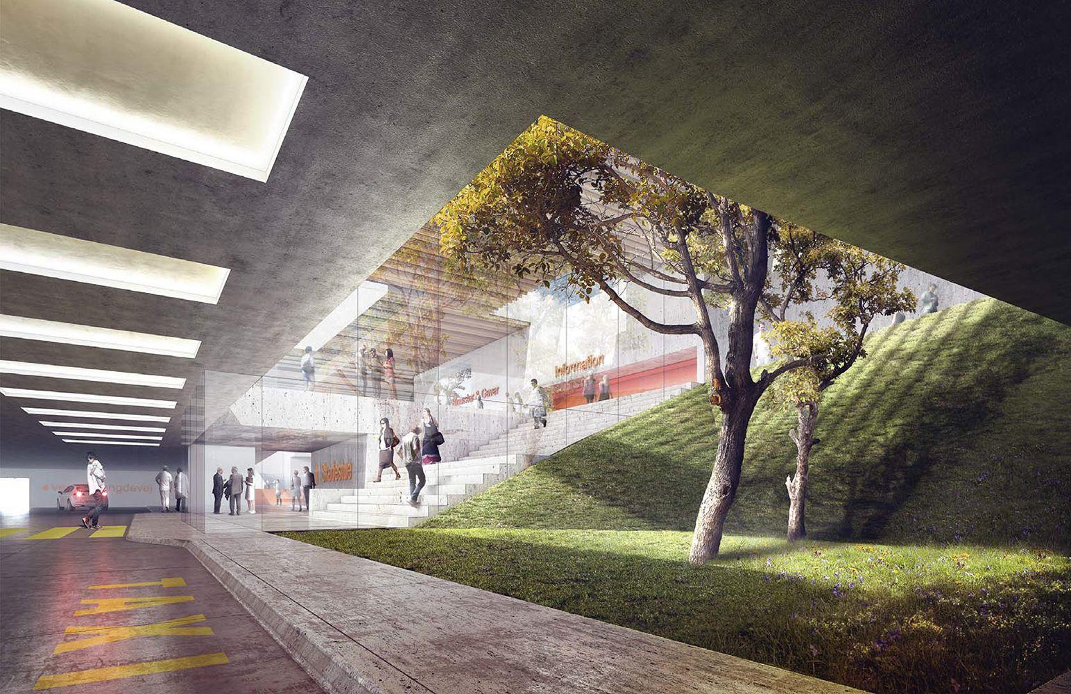 Khr Arkitekter Whr Architects And Arup