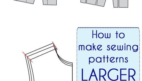 How To Grade Sewing Patterns Part 2 Pinterest Sewing Patterns