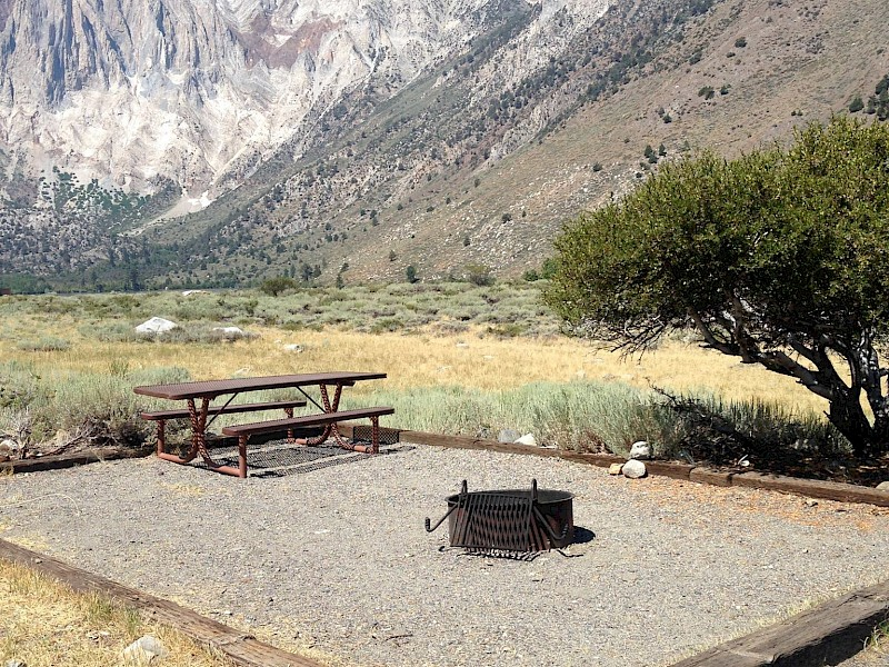 Convict Lake Campground Recreation Resource Management In 2020 Lake Resort Campground Mammoth Lakes