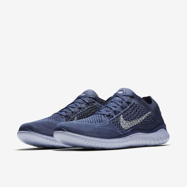 Nike Free RN Flyknit 2018 Herren Laufschuh   >> fashion in
