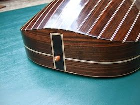 Lute and Historical Guitar Building with Michael Schreiner: 2014 #guitarbuilding