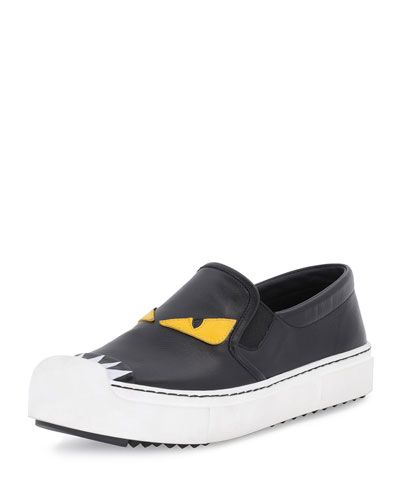 Fendi Low Top Sneaker Black Women