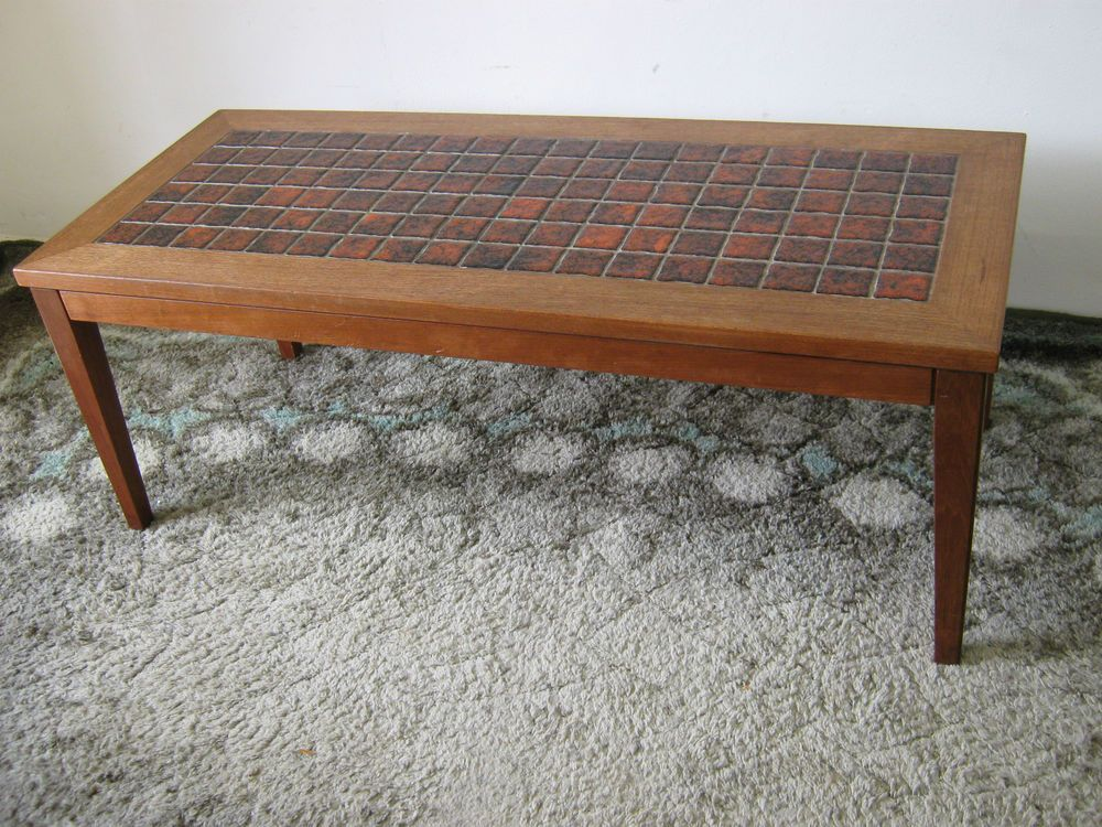 Teak Coffee Table Ebay