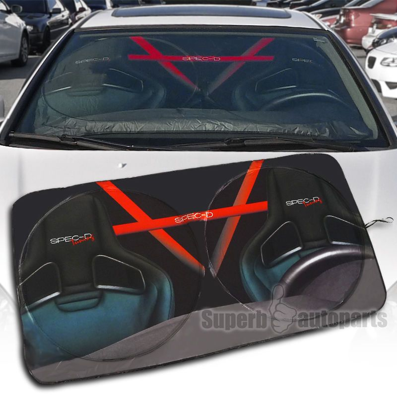 Details about 15080cm windshield auto car sun shade