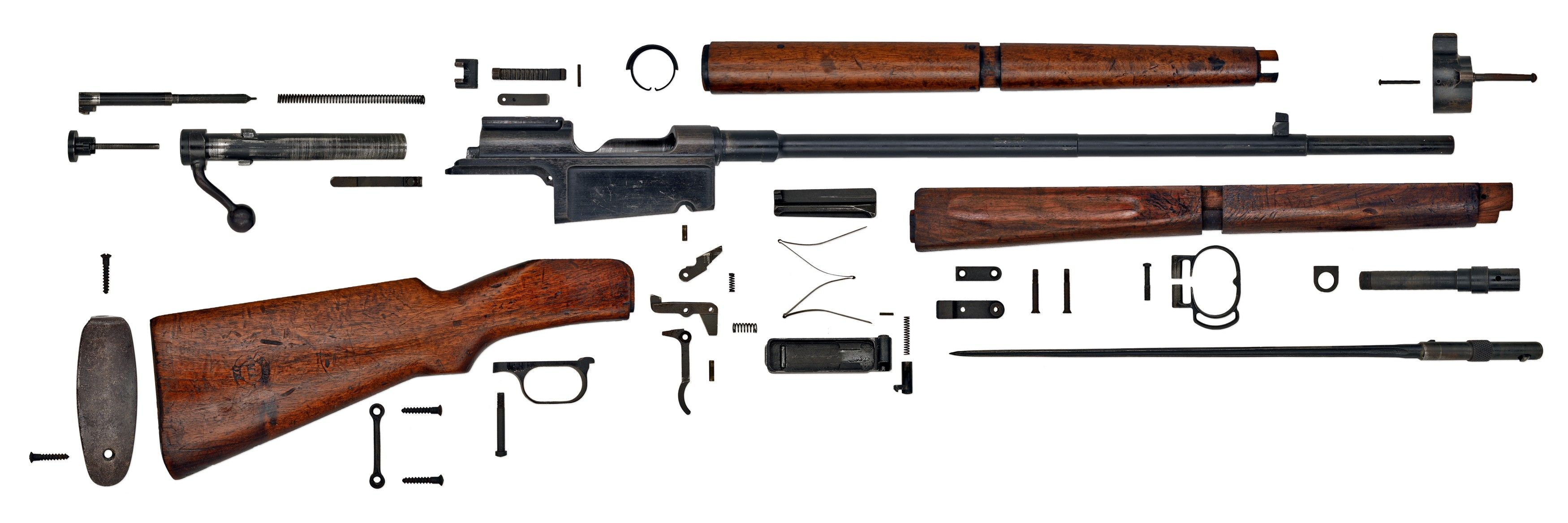 Small Arms Anatomy: Eight WWII Rifles - The Firearm Blog | Weapons ...