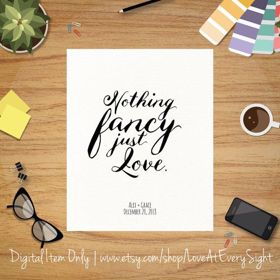 "Wedding Elopement Ideas: Wedding Elopement Design ""Nothing Fancy Just Love"" With"