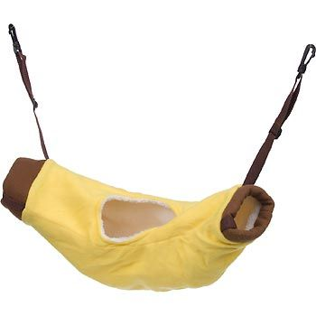 Medium image of marshall pet products ferret banana hammock