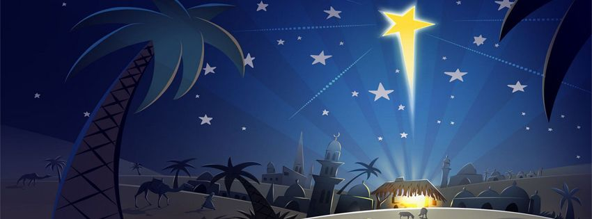 Christian Christmas Facebook Covers | Religious christmas facebook cover photo