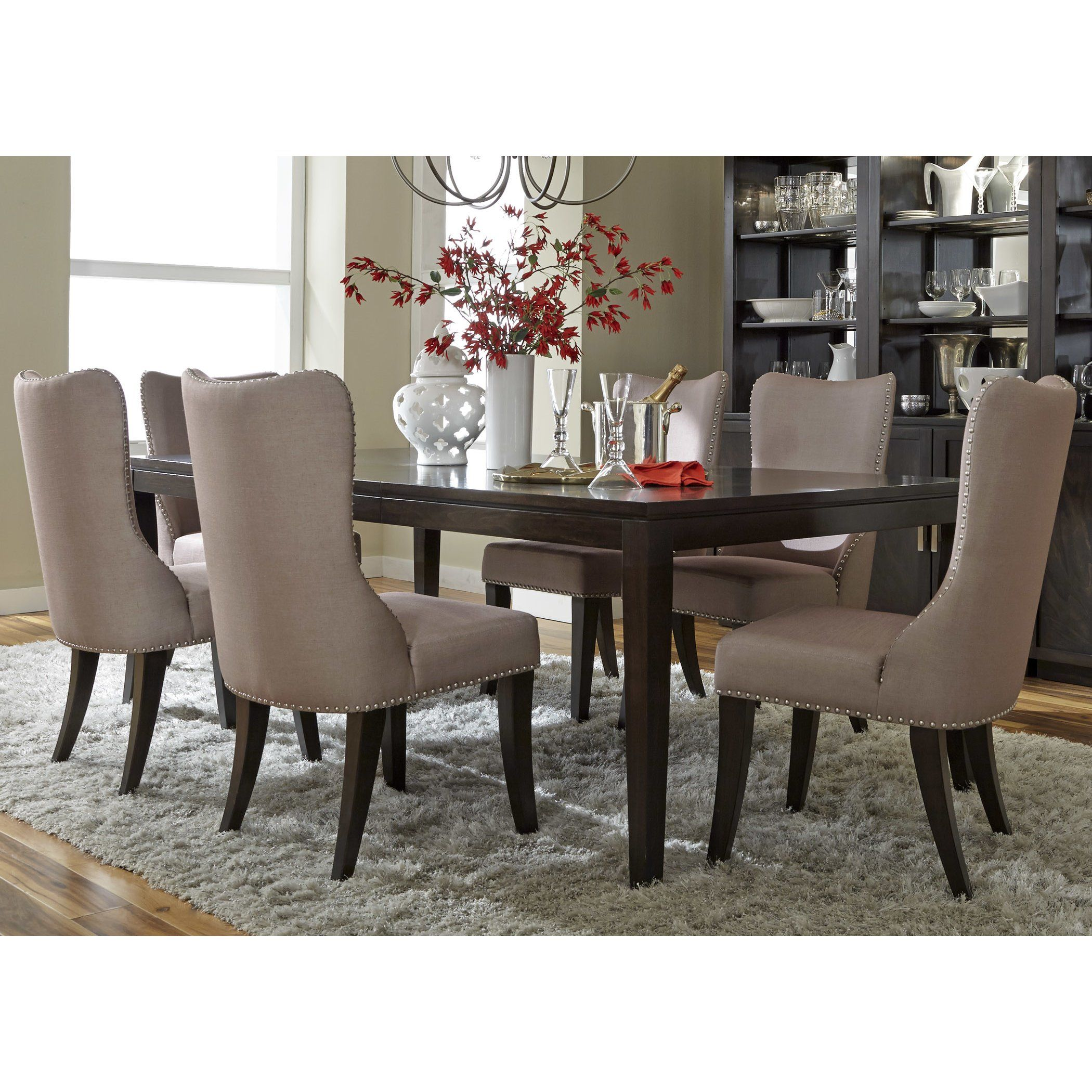 House of Hampton Caribou 7 Piece Dining Set | dine | Pinterest ...