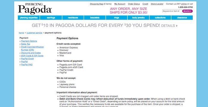 Piercing Pagoda Bill Pay Paying Bills Bills Piercing Pagoda