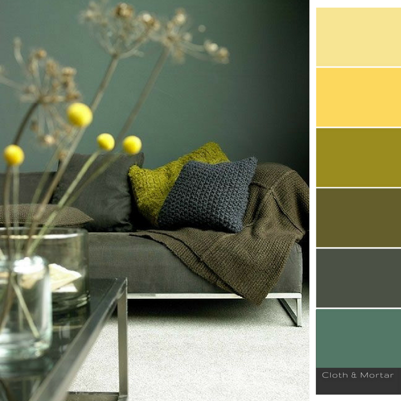 Choosing These Paint Colors Who Knew It Could Look So Good