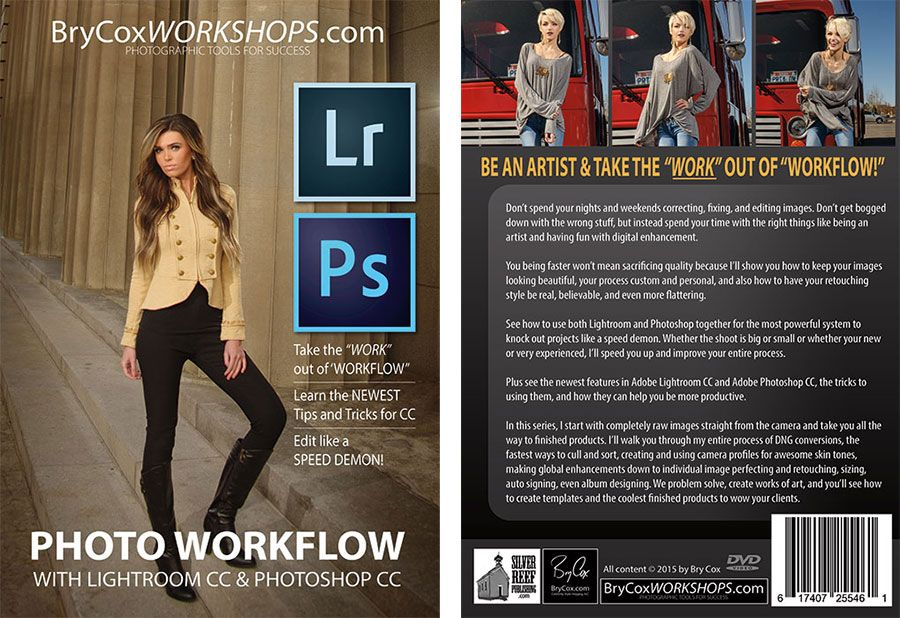 Adobe lightroom 6 dvd