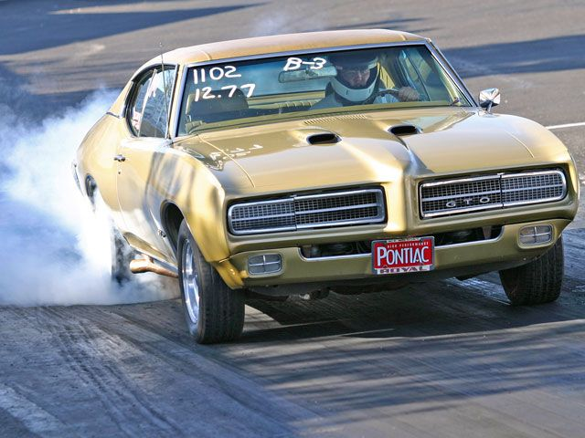 Northern California Gto Club Member S 1969 Gto Judge Drag: Pavement Pounders Speedworld Motorplex 1969 GTO