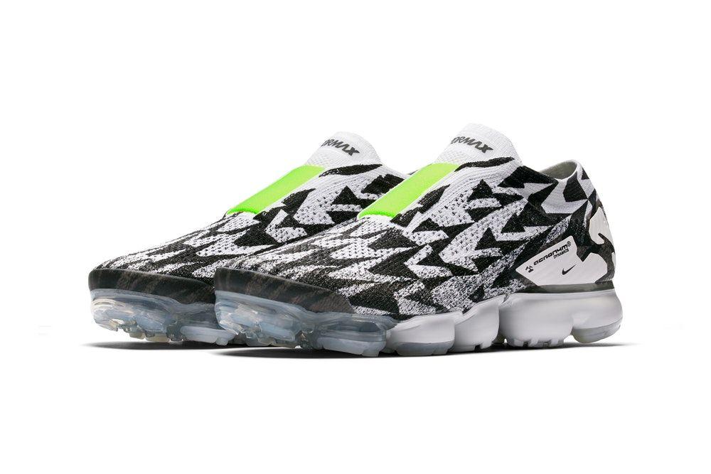 dfc6a63bb5f ACRONYM x Nike Air VaporMax Moc 2 Air Max Day footwear release dates 2018  march Errolson Hugh John Mayer