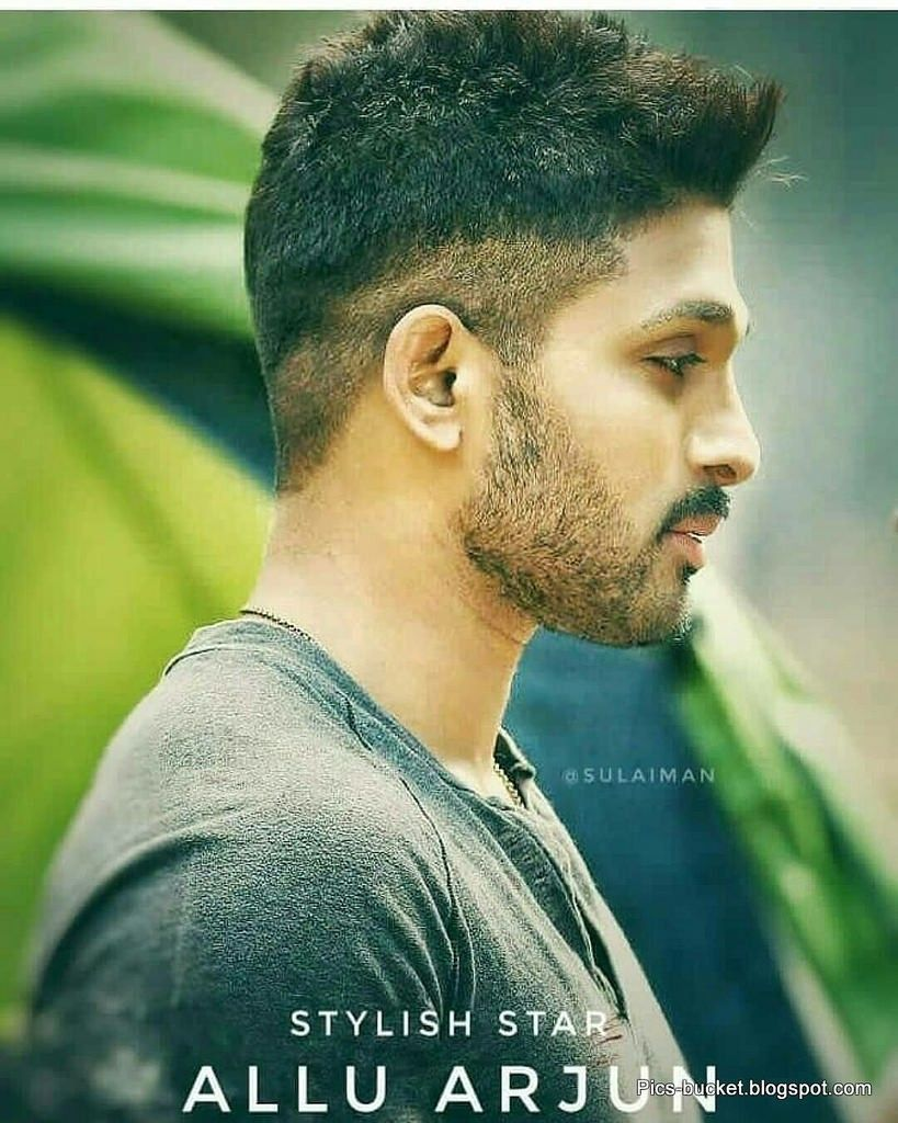 pin by yo boy king on hair styles in 2019 | allu arjun