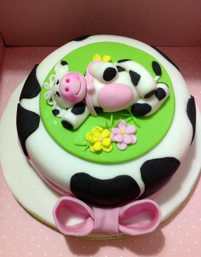 Cow Cake Cakes Cake Decorating Daily Inspiration Ideas