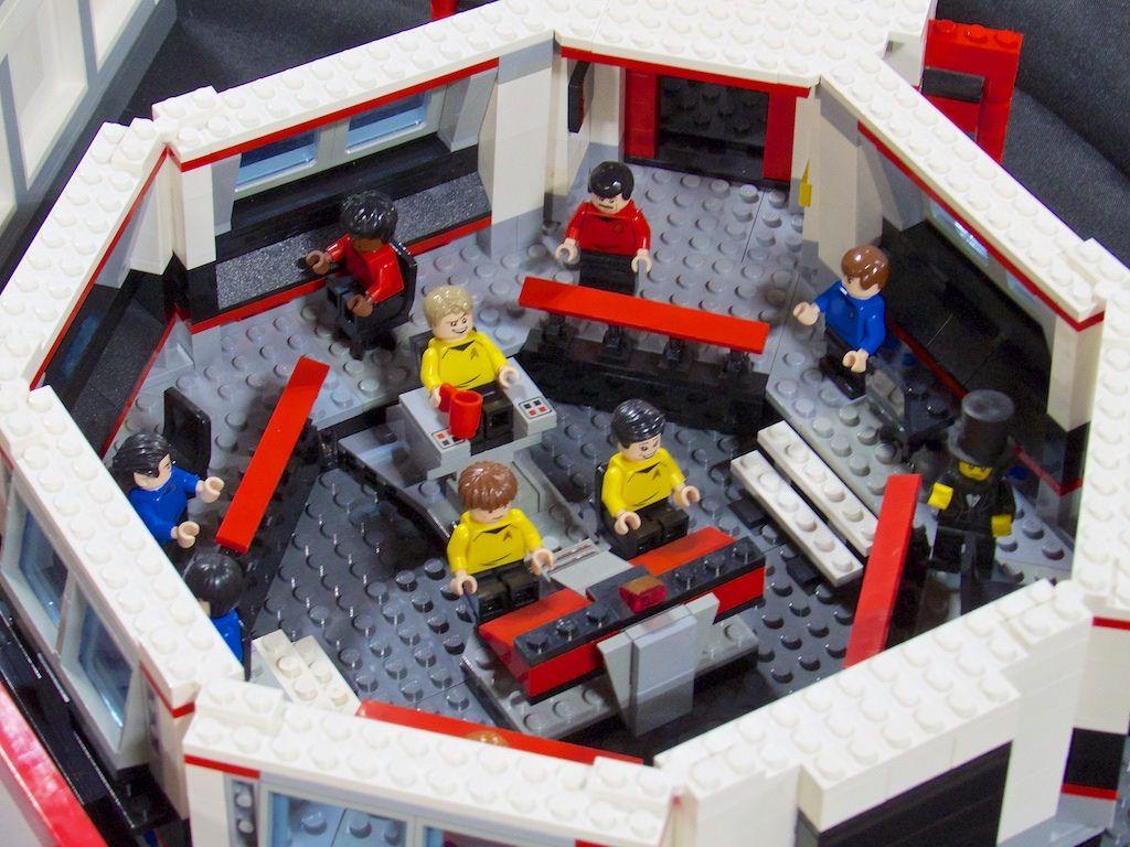 Let S Be Candid Lego Lego Star Trek Lego Star Star Trek