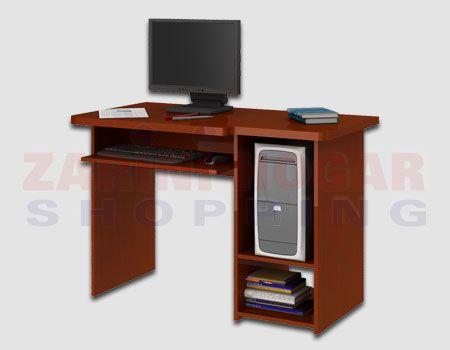 Bricolaje como hacer plano escritorio para pc de tableros for Plano escritorio melamina
