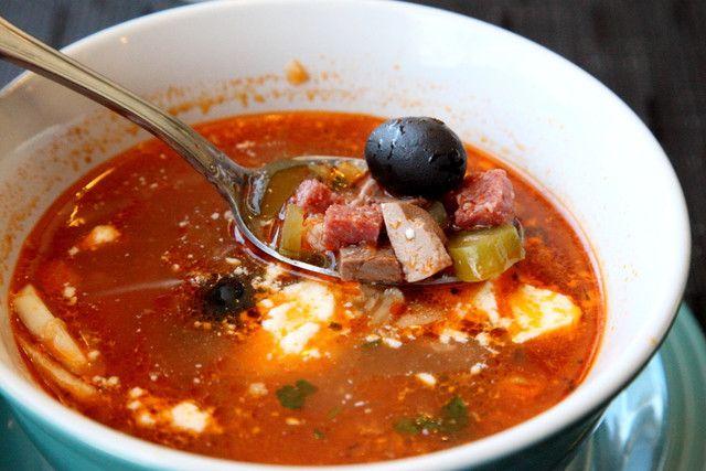 Супы разных стран мира рецепты с фото
