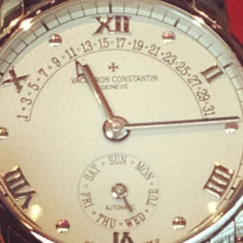 Vacheron Constantin Dial