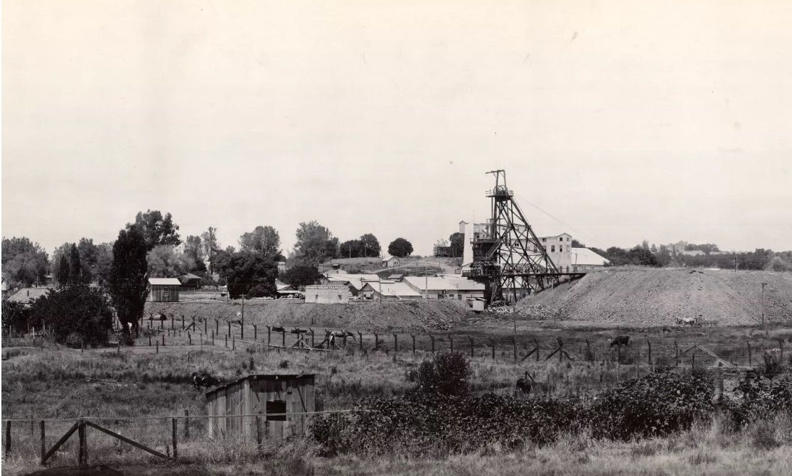 Plymouth Consolidated Gold Mine, Amador County, CA (With