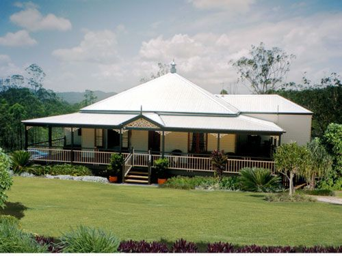Traditional Queenslander Home Designs: Queenslander. Visit www ...