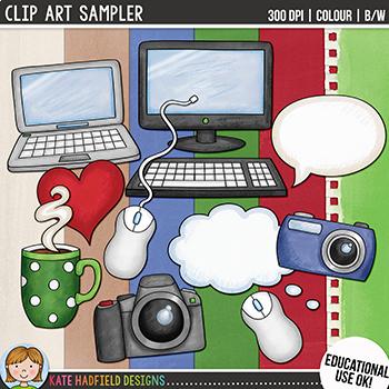 Clip Art Sampler
