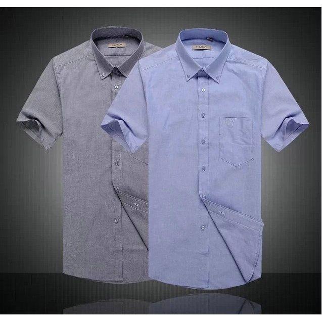 705a42375180 Burberry Men Shirt 2014-2015 BTS304(2 colors)
