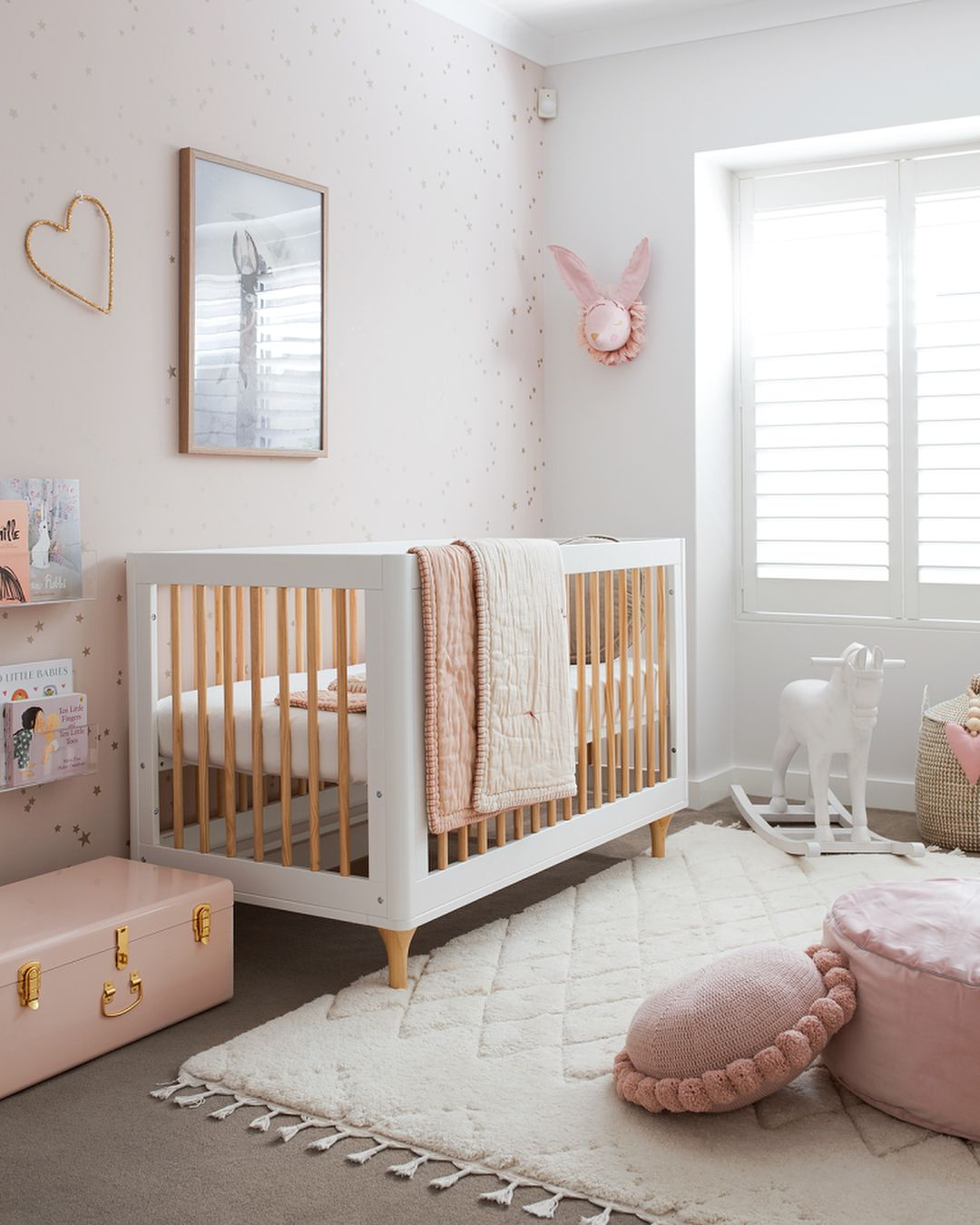 Pretty In Pink A Little Nursery Loving To End Tuesday Absolutely Adore This E Created And Photographed By Oh Eight Nine