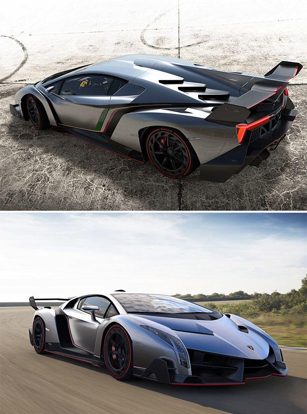 Veneno Thatu0027s A Killer Lamborghini