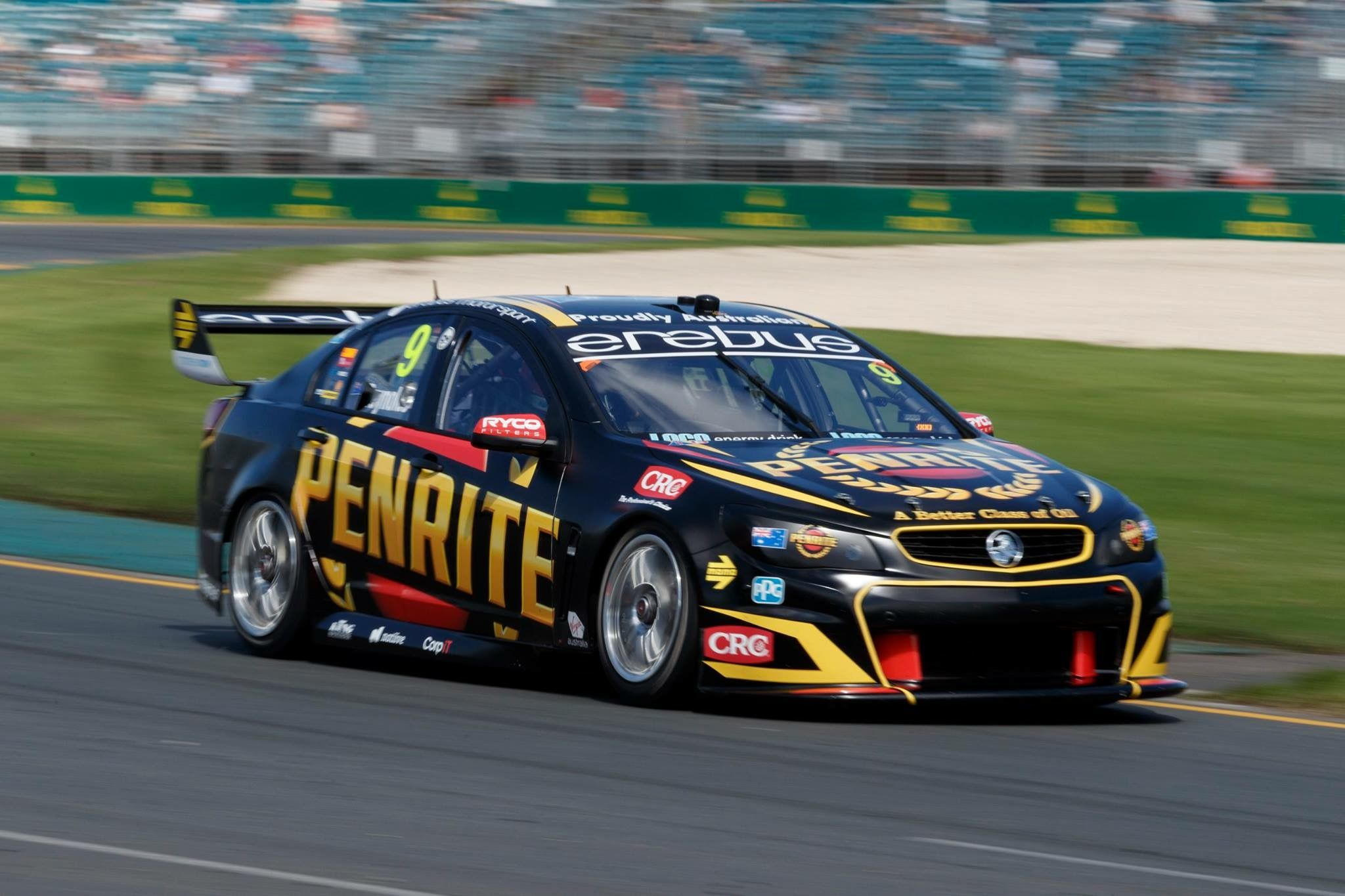 Erebus David Reynolds Agp Melbourne Supercars From Oz