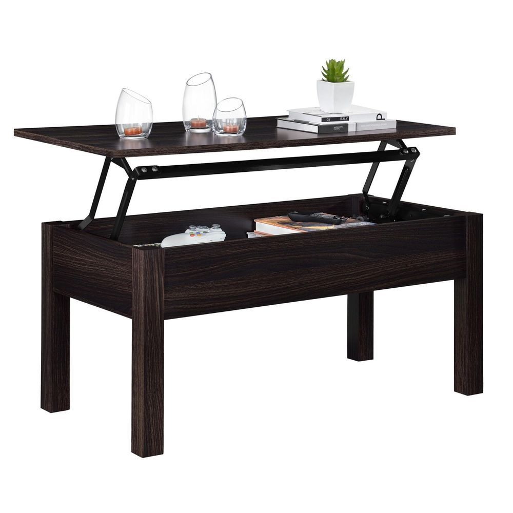 Mainstays 5086096w Coffee Table Lift Top Home Furniture Storage
