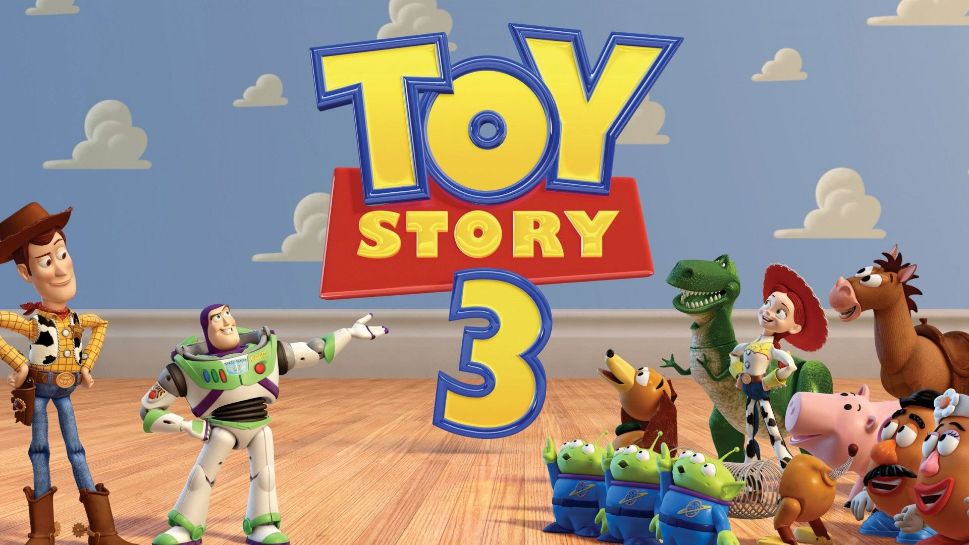 Toy Story 3 Wallpapers Hd 1920x1080 Logo Slinky Jpeg Image 1920 1080 Pixels Scaled 56 Toy Story 3 Toy Story Birthday Toy Story