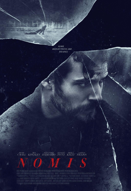 Der Actionthriller Nomis Hat Ein Erstes Poster Zu Sehen Gibt Es Ex Superman Henry Cavill Thriller Ganze Filme Superman Henry Cavill