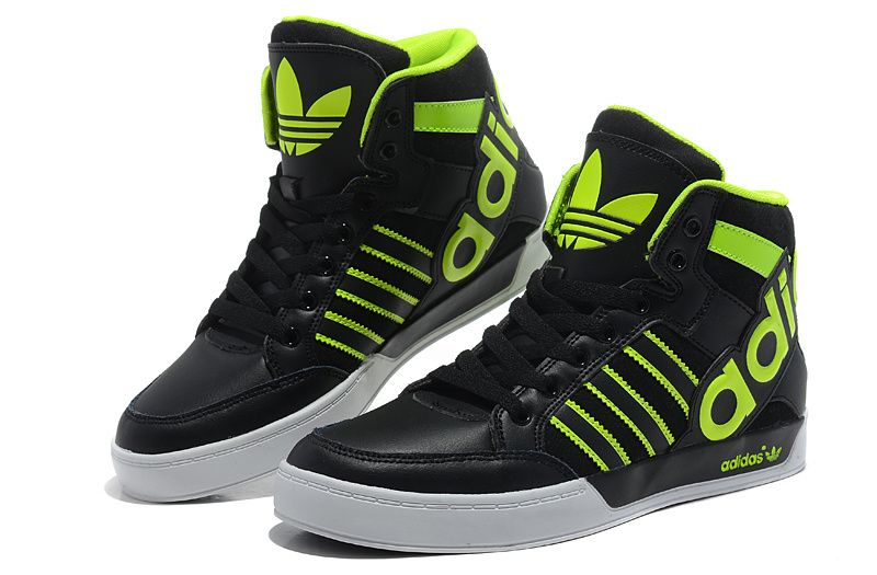 green adidas trainers sale