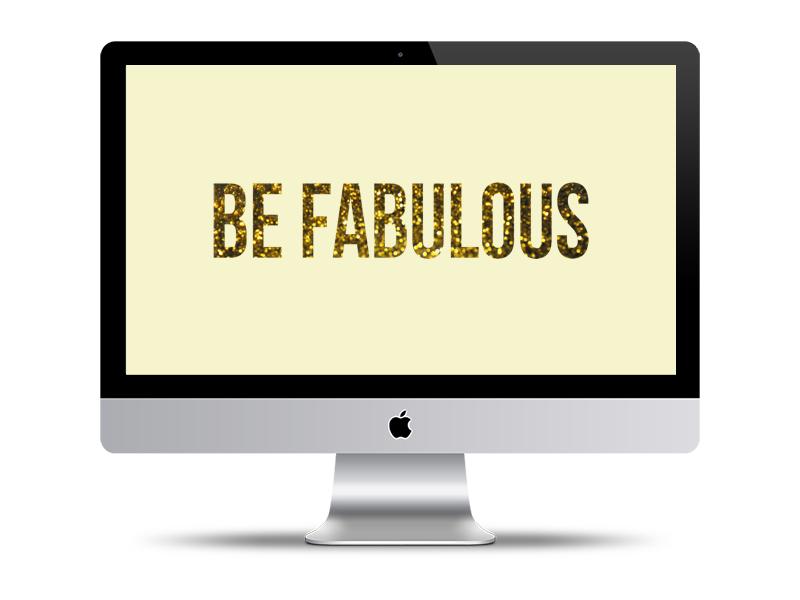 Be Fabulous Free Desktop Wallpaper Andrea The Designer Cool Desktop Wallpapers Free Desktop Wallpaper Macbook Air Wallpaper