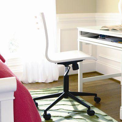 Viv + Rae Dayton Kids Desk Chair Finish Summer White Products