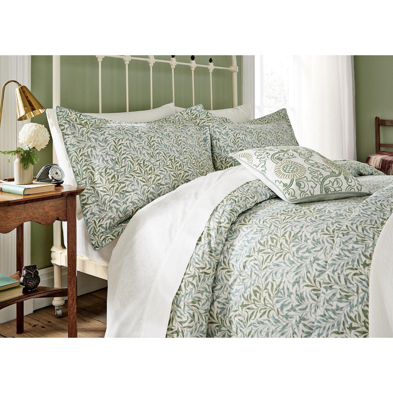 Buy Morris & Co Willow Boughs Bedding Online at johnlewis