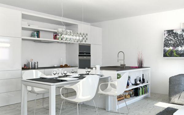 Charming white studio apartment interior inspiration with contemporary decor adorable studio apartment interior design
