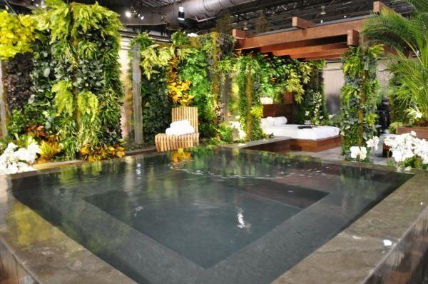 astuces pour crer votre propre bassin de jardin moderne