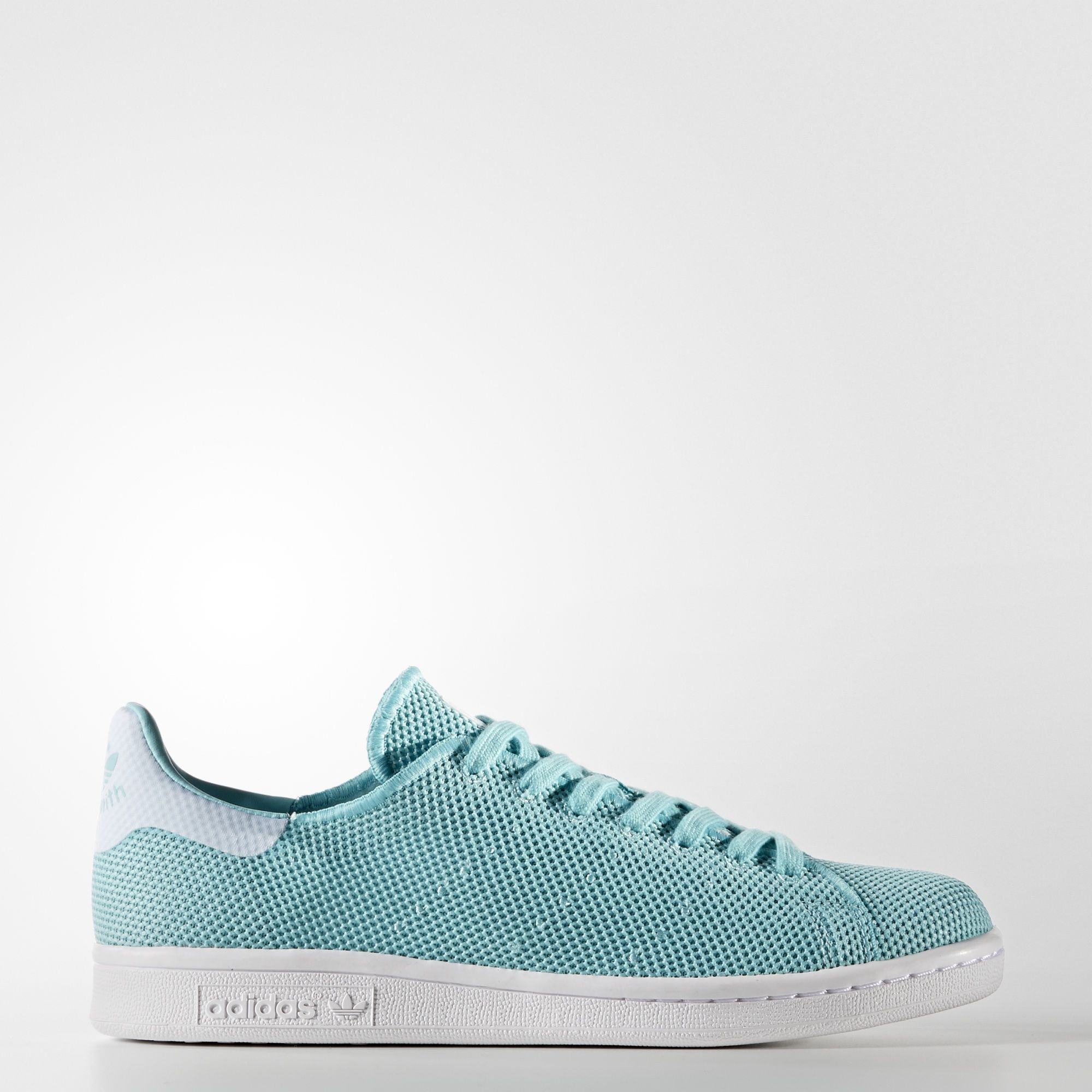 in scarpe da ginnastica adidas stan smith trikalain verde pastello