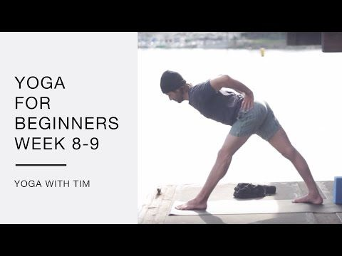 yoga for beginners week 5  7 with tim senesi  youtube