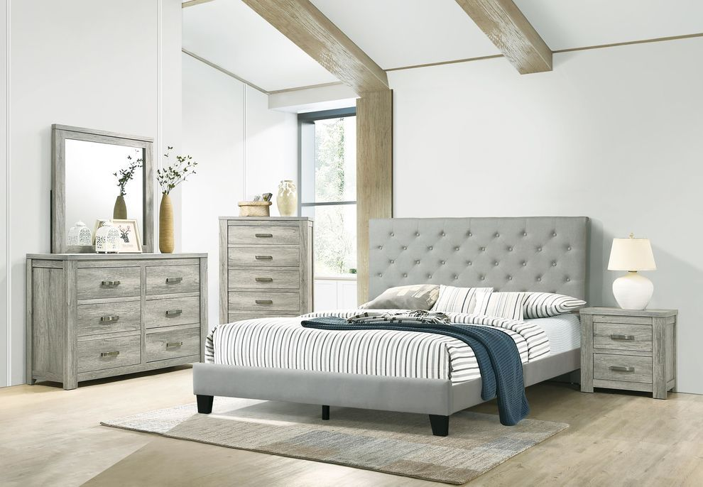P9538 King Size Bed F9538ek F5446 Poundex King Size Beds In 2021 King Size Bed Queen Size Bedding Black Queen Bed