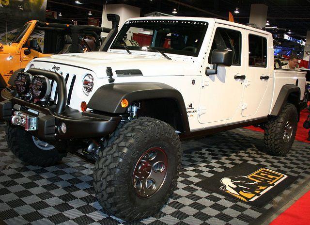 2018 jeep bandit.  Jeep 2018 Jeep Scrambler U2013 In Detail For Jeep Bandit